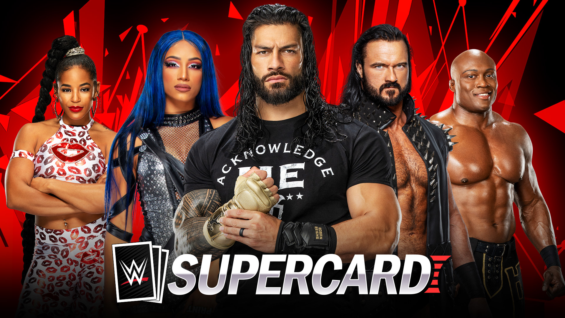 Play WWE Supercard